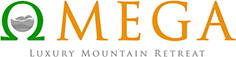 Omega Luxury Mountain Retreat Logo